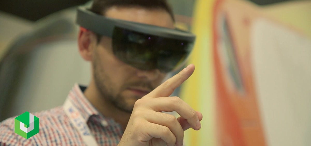 Augmented Reality for Enterprise : The new form of virtual manuals