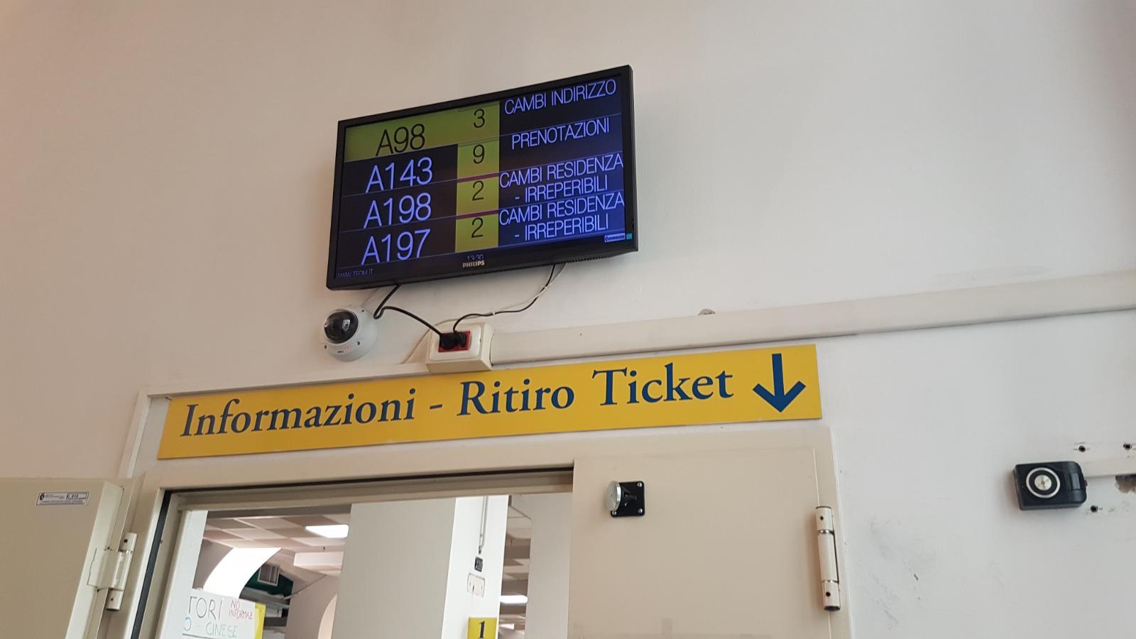 Re-thinking Torino's register office – Digital Design Studio AY 2018/2019